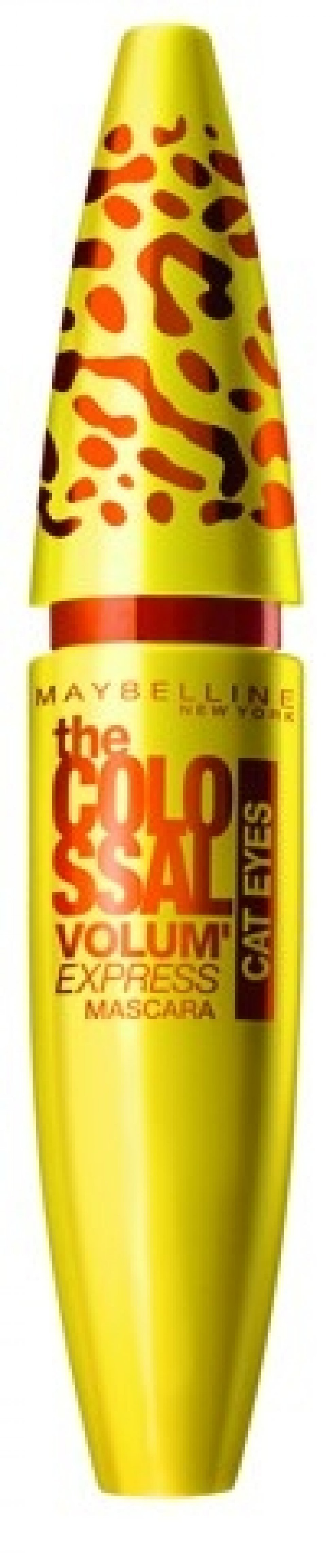 Maybelline Volum' Express The Colossal Cat Eyes