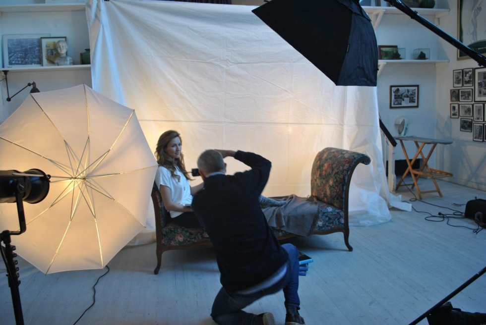 Triumph: Behind the Scenes ved årets bikini shoot