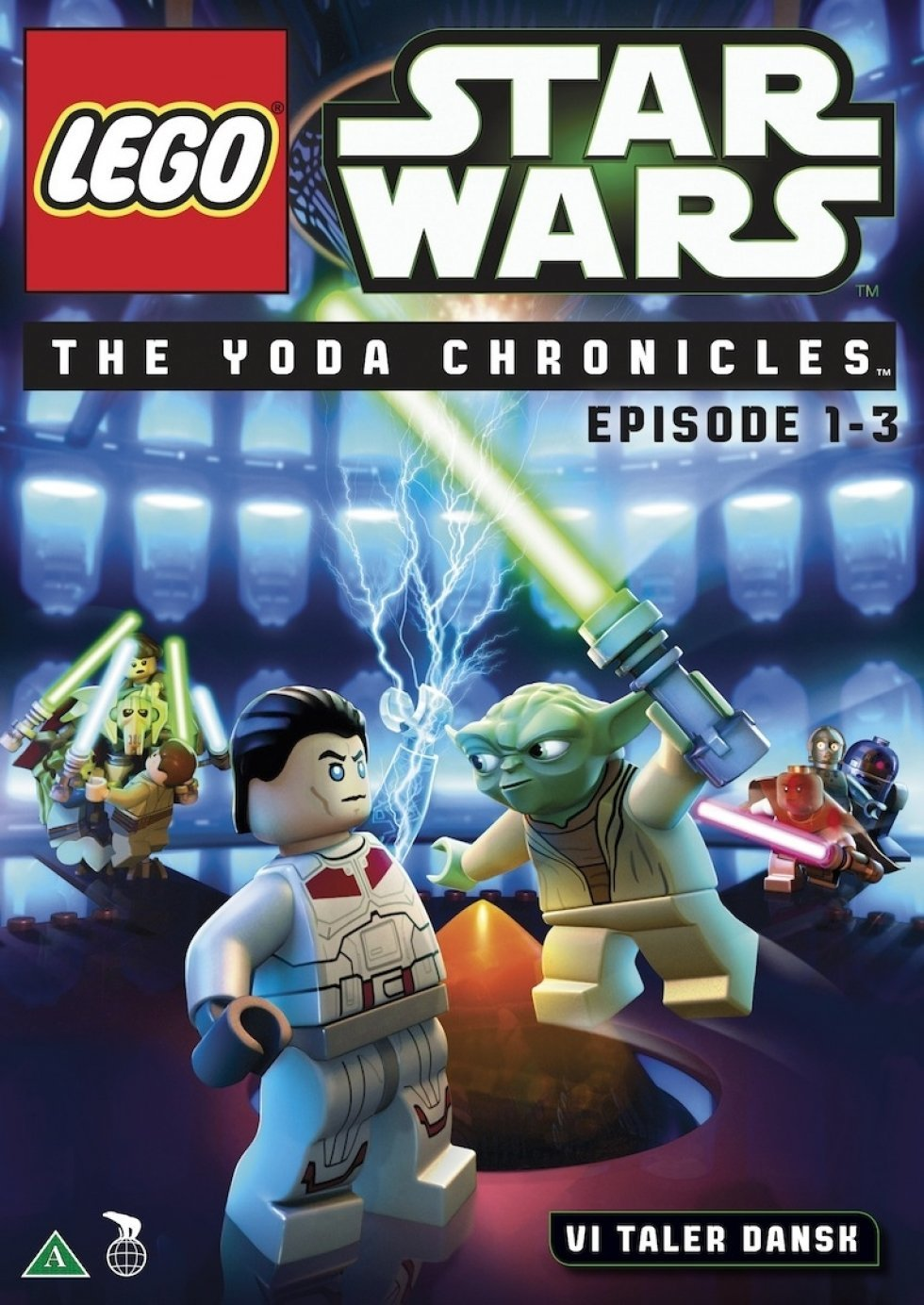 [Konkurrence]: LEGO Star Wars - The Yoda Chronicles