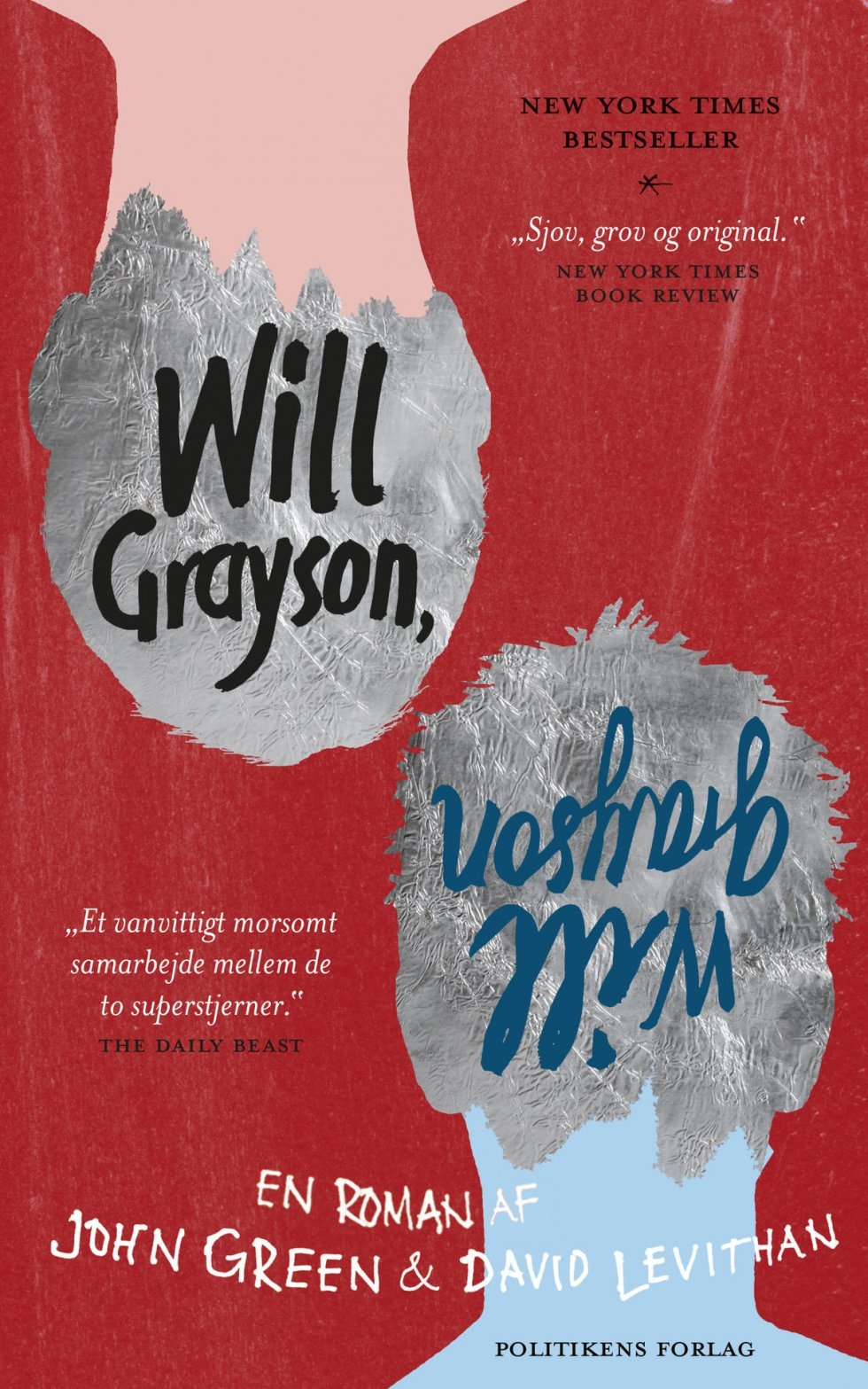 [Anmeldelse]: Will Grayson, will grayson