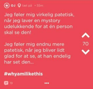 Jodel Confessions