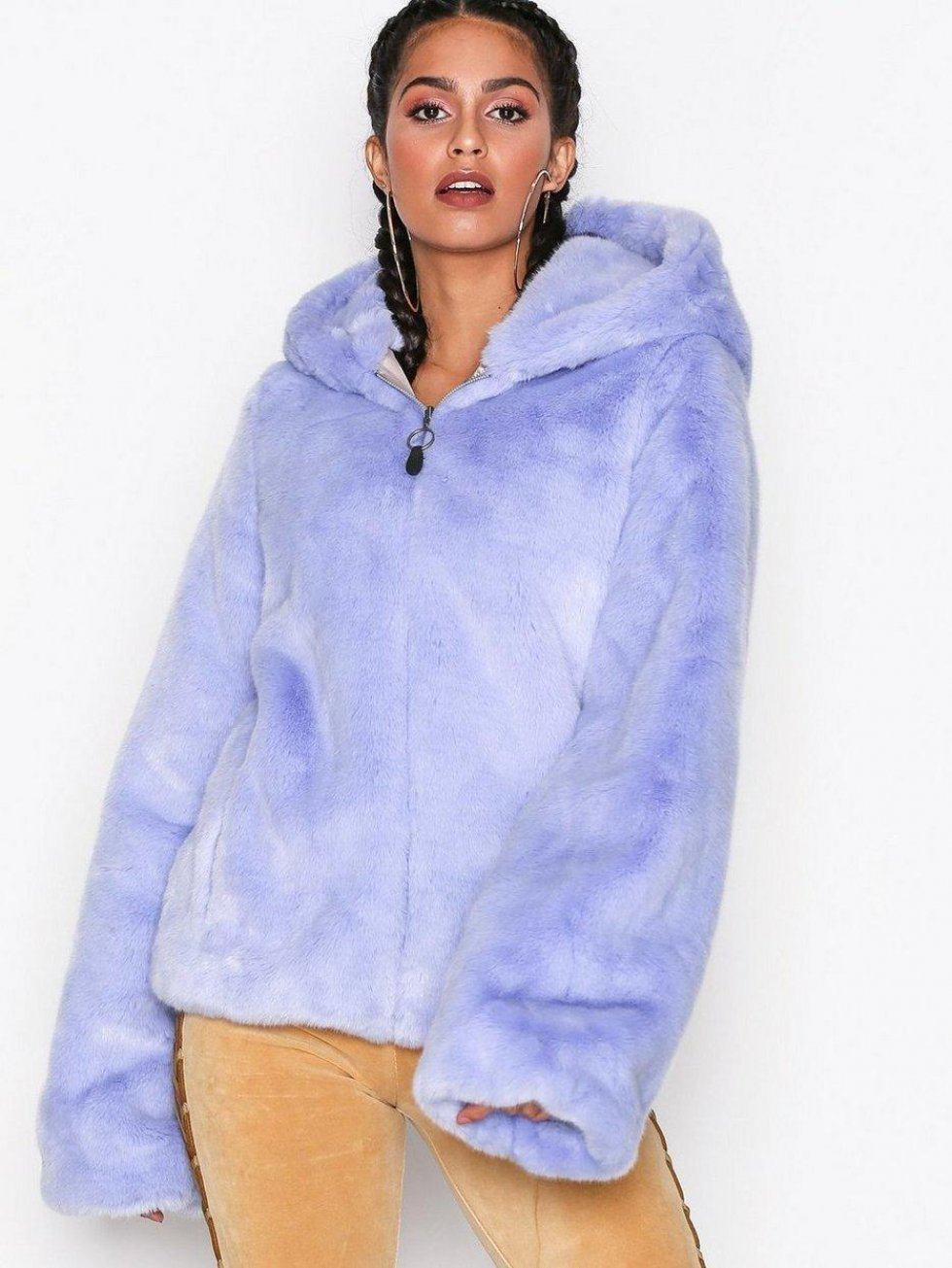 Faux Fur for the win!