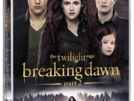 THE TWILIGHT SAGA: BREAKING DAWN 2