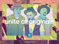 Adidas Originals lancerer Unite All Originals 2013 kampagne