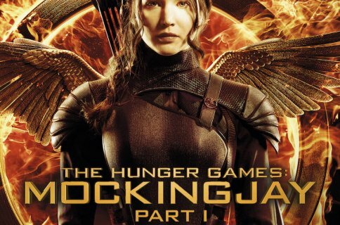 [Konkurrence]: The Hunger Games Mockingjay