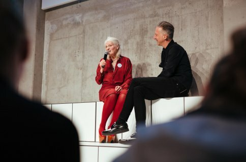 Vivienne Westwood: It is our fault, that we are in danger of a mass extinction in the next generation. We don't even care.