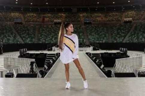 Christopher og Ariana Grande er i front for ny Reebok kampagne - Be More Human