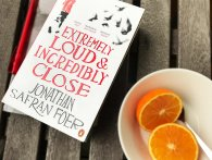 Aniston reads #1: 'Extremely Loud & Incredibly Close' af Jonathan Safran Foer